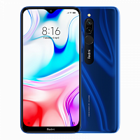 купить Смартфон Xiaomi Redmi 8 64GB/4GB Blue (Синий) в Санкт-Петербурге