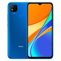 купить Смартфон Xiaomi Redmi 9C 32GB/2GB Blue (Синий) в Санкт-Петербурге
